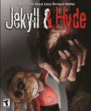 JEKYLL & HYDE Original Adventure PC Game NEW in BOX!