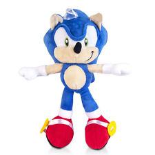 Sonic the Hedgehog Sonic Plush Soft Stuffed Toy Anime Doll 10 Inch Kids Gift