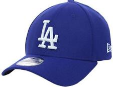 NEW Era Los Angeles Dodgers Stretch Fit CAP 3930 39 Thirty superfici curve lisce Visor S M royal