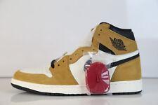 Jordan 555088-700 Nike Air Retro 1 10.5 in. High Rookie  Mens Style Shoes