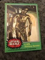 1977 Star Wars TOPPS C-3PO X-Rated Error Card # 207 NM-M!! HIGH GRADE PACK FRESH