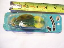 Vintage Buck's bait Spoonplug Fishing Lure