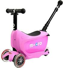 Micro Scooters MICRO SCOOTER PINK MINI 2 GO DELUXE PLUS Outdoor Toy BNIP