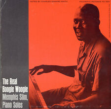 Memphis Slim - Memphis Slim and the Real Boogie-Woogie [New CD]