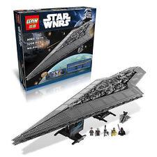 Star Wars Execytor Super Star Destroyer Model Building Kit Block Bricks Kid Toys