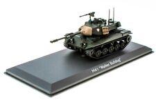 Tank WW2 M41 Walker Bulldog - 1:72 Eaglemoss Military Model Vehicle OT8