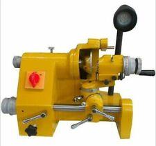 220v Power Electric Universal Cutter Grinder Sharpener For End Mill U2 Model