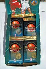 1994-95 Skybox Skybox Series 2 Basketball Partial Box (28 Packs, 336 Cards)