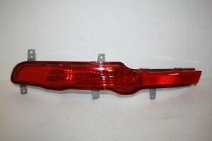 11 12 13 KIA SPORTAGE REAR BUMPER TAIL LIGHT LAMP LEFT DRIVER USED OEM