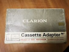 8 Track Cartridge Player Cassette Adaptor