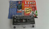 Comedy Cassette.  Dusty Young. Over  100 Crackin' Irish Jokes.