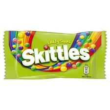 SKITTLES SOURS Full Box 36 Packs RETRO SWEETS CANDY CHEWY FRUITY