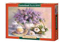 Puzzle 1000 KWIATY  jigsaw FLOWER DAY TRISHA HARDWICK NEW CASTORLAND *SNC *JBook