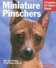 Miniature Pinschers by D. Caroline Coile