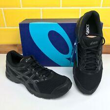Asics Gel Excite 4 Correr Zapatillas para hombre Negro/Carbono Reino Unido 10 EUR 45 Nuevo