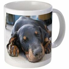 11oz mug Doberman