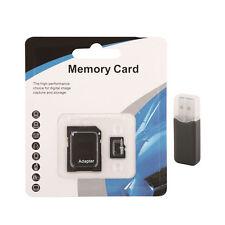 8GB Class 6 Micro SD Card TF Flash Memory Card Micro SDHC + Adapter +Card Reader