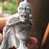 Mummy 1/12 Bust Resin Figure Model Kit Unpainted Unassembled GK