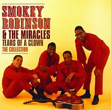 SMOKEY ROBINSON: TEARS OF A CLOWN THE GREATEST HITS COLLECTION CD BEST OF / NEW