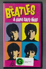 The Beatles:A Hards Days Night - VHS - Vestron