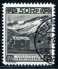 Liechtenstein 1930 102b Vandersanden mejores zähnung 300 € (z1872