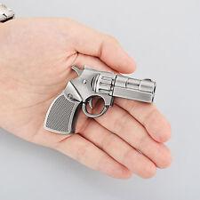 32GB High Speed Metal Gun Model USB Flash Drive Memory Stick Thumb Drive Silver