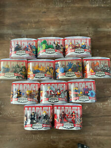 Marvel Super Hero Squad LOT NIB X-Men Fantastic Four