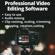 4K Video Editing Software Windows Linux Mac Professional Full Program OpenShot