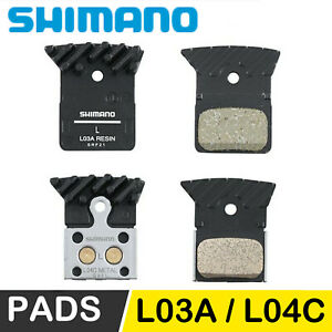 Shimano L03A L04C Disc Brake Pads ICE-TECH 2 Piston For BR 8070 9170 7070 RS805