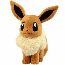 Pokémon Evoli Eevee Plüschtier Stofftier Plüsch Spielzeug Kuscheltier Geschenk~