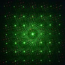 Mini LED R&G Laser Projector Stage Lighting Adjustment DJ Party Light 4In 1 Set