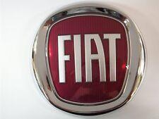 2012-16 FIAT 500 Front Bumper Grille Nameplate Emblem Badge 68073863AB OEM NEW