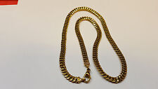 Beautiful Pierre Lang Chain Gold Plated Plated Collier L 45 cm