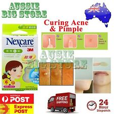 2 x 36 Pcs Nexcare 3M Acne Dressing Pimple Sticker Inflamed Zit Heal Patch TW