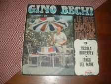 "GINO BECHI "" TANGO DEL MARE - PICCOLA BUTTERFLY "" ITALY'6?"