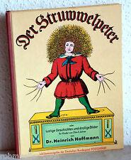 DER STRUWWELPETER - Dr. Heinrich Hoffmann (Jubiläumsausgabe mit Sondermarken)