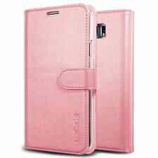 Spigen Galaxy S6 Case Wallet S Pink (pet)