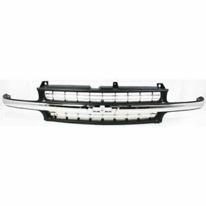 New Grille For Chevrolet Suburban 1500 2000-2006 GM1200424