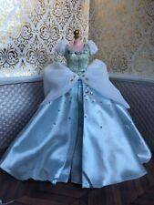 Cinderella Blue Ballgown Signature Collecctor Dress Disney Doll Princess Barbie