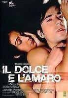 Il dolce e l'amaro DVD RENT NUOVO SIGILLATO Luigi Lo Cascio