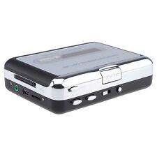 EZCAP Portable Tape USB Cassette-to-MP3 Converter Capture Audio Music Player