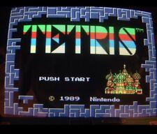Nintendo Playchoice 10 Tetris Cart Pc-10