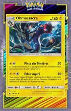 Ohmassacre - SL3:Ombres Ardentes - 46/147 - Carte Pokemon Neuve Française