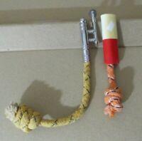 Lote de 2 Mecheros  Yesquero encendedor Mecha Lighter vintage Briquet