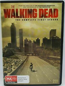 Walking Dead Series One DVD (SET) Complete Season 1