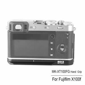Meike MK-X100FG Battery Grip L-Shape Bracket For Fuji Fujifilm X100F Camera