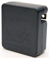 GENUINE Sony AC-UB10B Black AC Wall Adapter USB Power Cyber-Shot Handycam iPhone