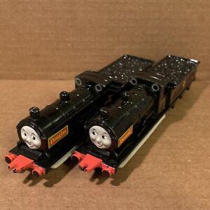 DONALD & DOUGLAS Scottish Twins - ERTL Diecast Metal Trains - Vintage 1992
