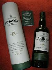 LAPHROAIG Islay Single Malt Scotch Whisky, 18J., 48% *NEÜ*