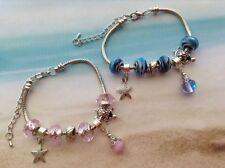 Unbranded Beach & Nautical Beaded Fashion Bracelets